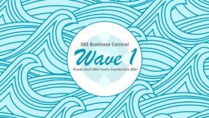 Lanzamiento 1 de Business Central 2021