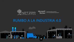 Camino a la Industria 4.0
